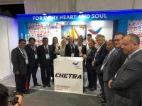 ЧЕТРА представила российскую спецтехнику в Перу