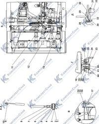 1506-60-1СП Система охлаждения 1.10