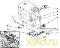 Кабина 533Н-81сб1 (4а)