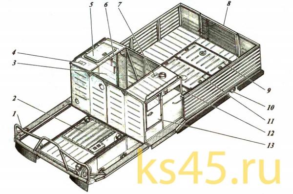 Корпус ТМ120-50-сб1