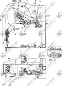 3506-10-15-01СП Электрооборудование пола кабины 15
