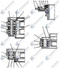 2501-12-121СП, 2501-12-123СП, 2501-12-150СП Водило 2501-12-120СП Бустер 28