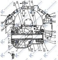 2501-12-18СП Трансмиссия 23