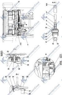 1106-60-4СП/-01СП Система охлаждения 1.7
