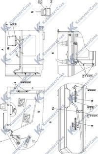 1526-10-16СП Установка управления навесным оборудованием 2.9