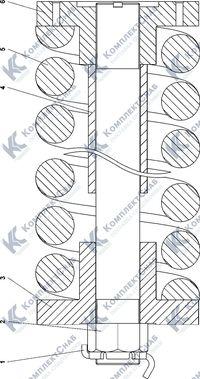 2501-21-180СП Механизм сдавания 3.20