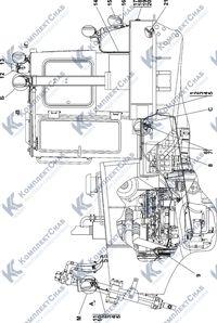 1526-10-1-06СП/-07СРП Электрооборудование 2.1