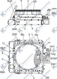 2506-60-146-01СП Установка радиаторная 1.18