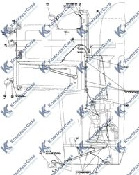 1106-10-1-21СП/-22СП Электрооборудование 2.1