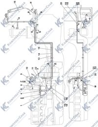 2502-25-1СП Установка топливного бака 1.14