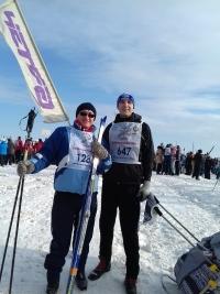 сотрудники «ЧЕТРА-ПМ» участвуют в гонке «Лыжня России 2016»
