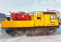 Вездеход ЧЕТРА ТМ140 в помощь нефтяникам