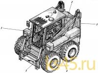 Машина коммунально-строительная многоцелевая 533-9-62-00-000-1К (2)