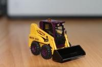 коллекционная модель мини-погрузчика ЧЕТРА МКСМ 800А