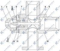 2501-60-189СП Клапан 1.11