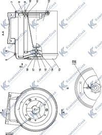 311506-05-13СП Воздухоочиститель 1.15