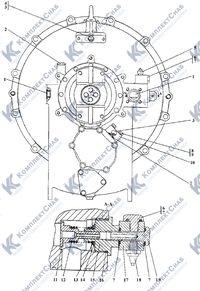 2501-14-11СП Гидротрансформатор 40