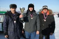 Второе место в соревнованиях Кубка Урала