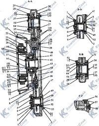 2501-20-11-02СП Редуктор привода насосов 37