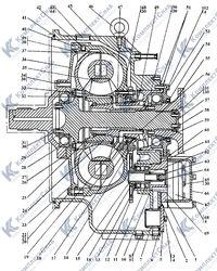 2501-14-11СП Гидротрансформатор 40а
