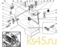 Кабина 533Н-81-сб1 (3а)