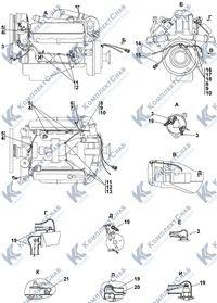 2002-10-12-05СП Электрооборудование двигателя 2.13