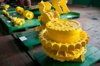 запасные части к спецтехнике ЧЕТРА; фрагмент 3D-каталога запасных частей ЧЕТРА