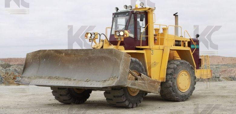 Колесный трактор ЧЕТРА ТК25